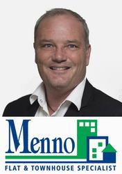 Menno van Mechelen, estate agent
