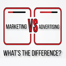 What is the difference between merely advertising a property (which just about anybody can do) & marketing a property (which can only be done by bringing experience & knowledge together creating successful win, win sales).